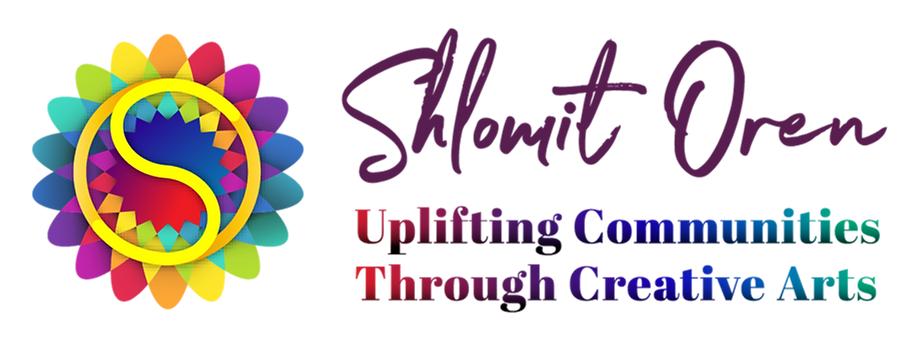 Shlomit oren logo color uplifting commun