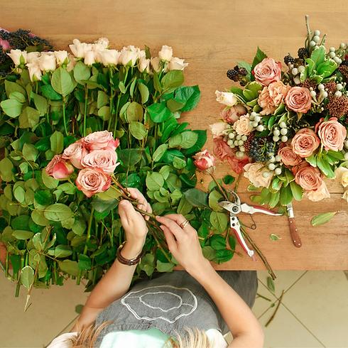Curso Arte e Negócios em Floral Design