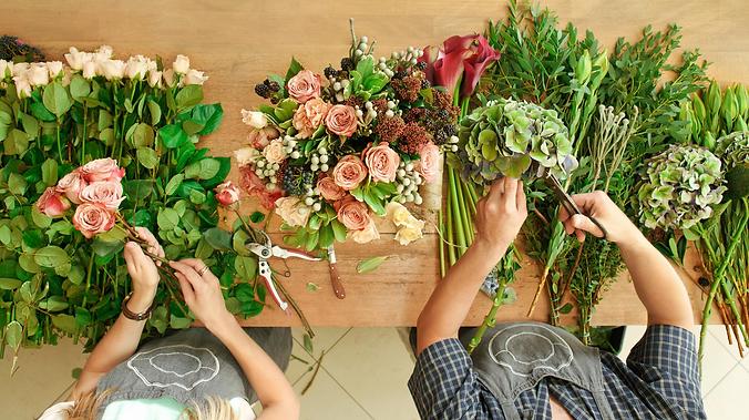 Floral Design Brasil - Curso de Florista