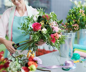 Curso de arte floral