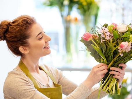 7 dicas para ser um florista profissional bem qualificado