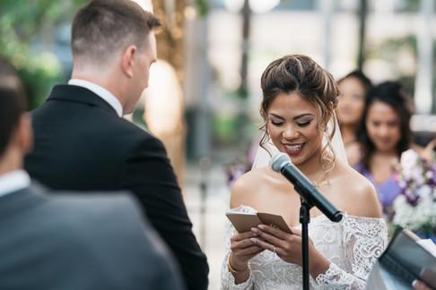 Jen and Morgan Wedding Photography at Mo