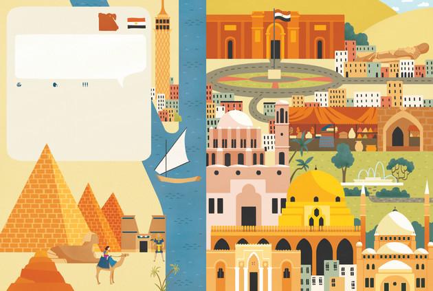 Alante delle Città - Cairo