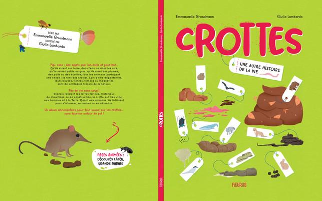 Crottes : Une autre histoire de la vie