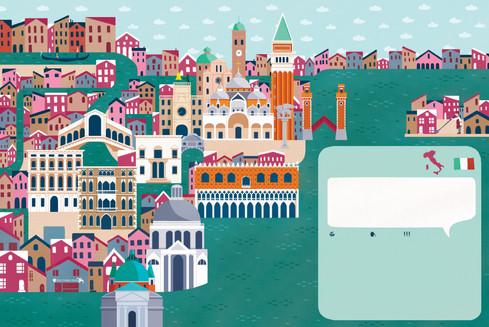 Alante delle Città  - Venice