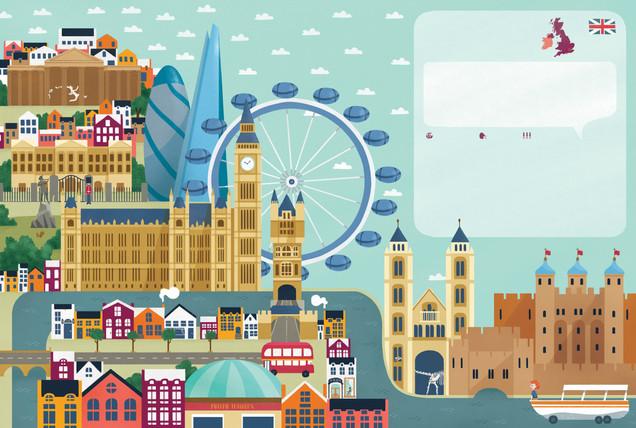 Alante delle Città  - London