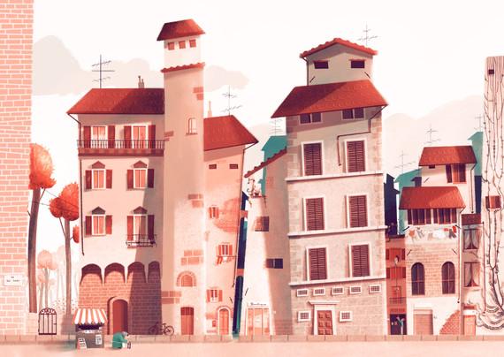 Estate in Città