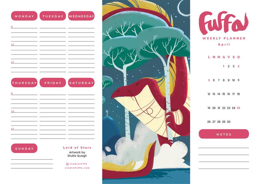 Fuffa Illustration Studio