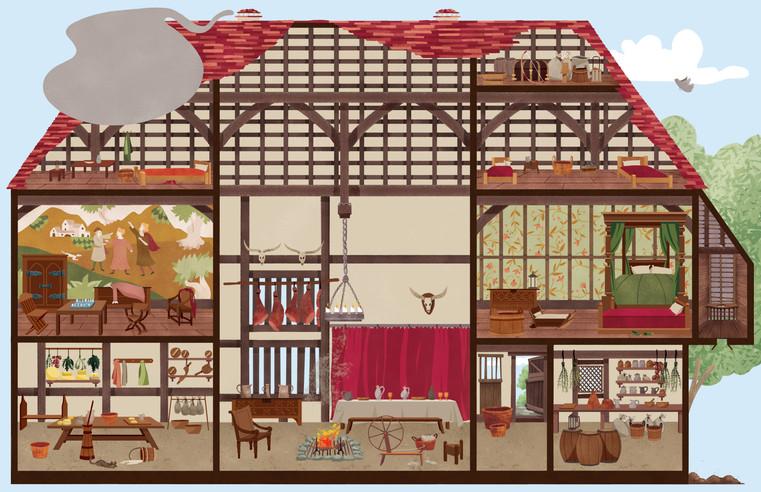 Tudor Farmhouse