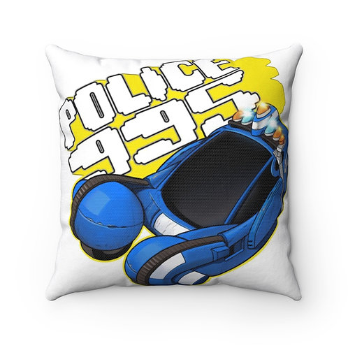 Bulman Pop-scene - Blade Runner - Pillow