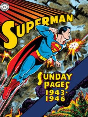 Superman: The Golden Age Sundays: 1943-1946