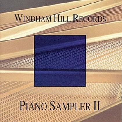 Windham Hill Records Piano Sampler (Series) Piano Sampler 2