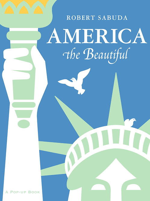 America the Beautiful Pop-Up Book