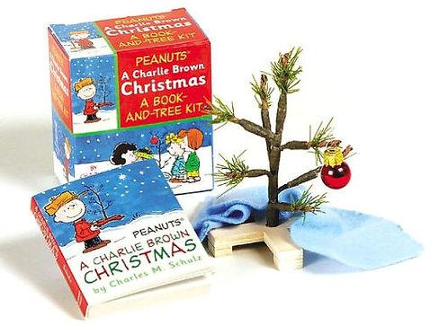 A Charlie Brown Christmas Book and Tree Kit