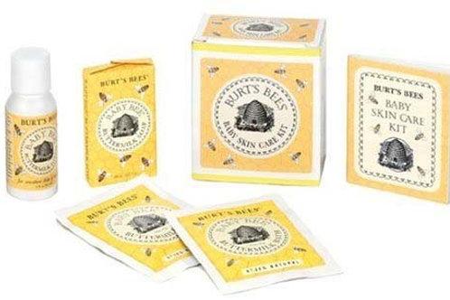 Burt's Bees Baby Skin Care Kit (4 Piece Set)