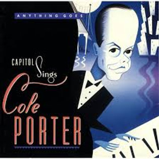 Various Artist – Anything Goes - Capitol Sings Cole Porter