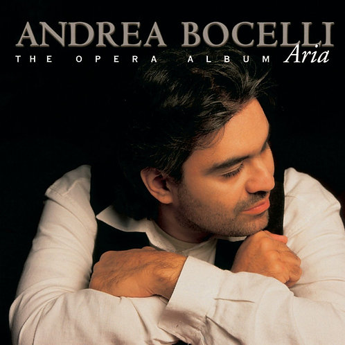 Andre Bocelli - Aria: The Opera Album