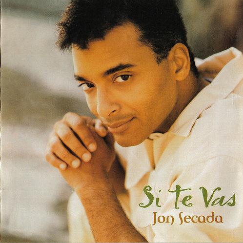 Jon Secada - Si Te Vas