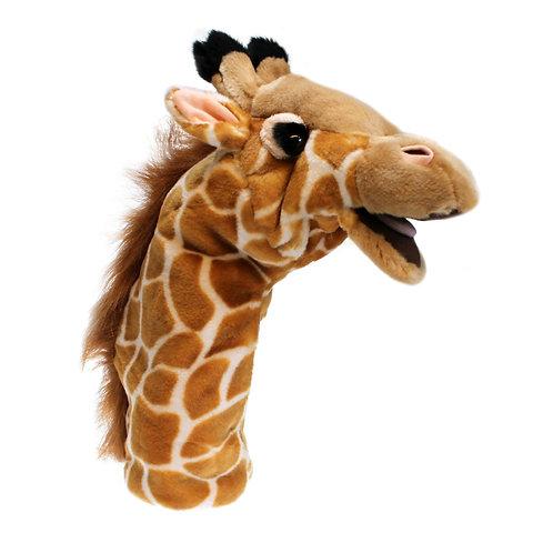 Giraffe - Long-Sleeved Glove Puppet