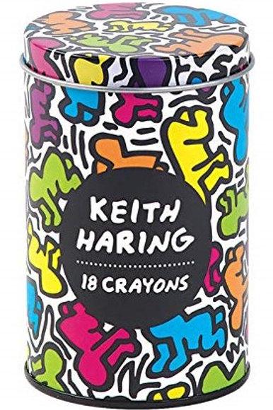 Keith Haring Crayons