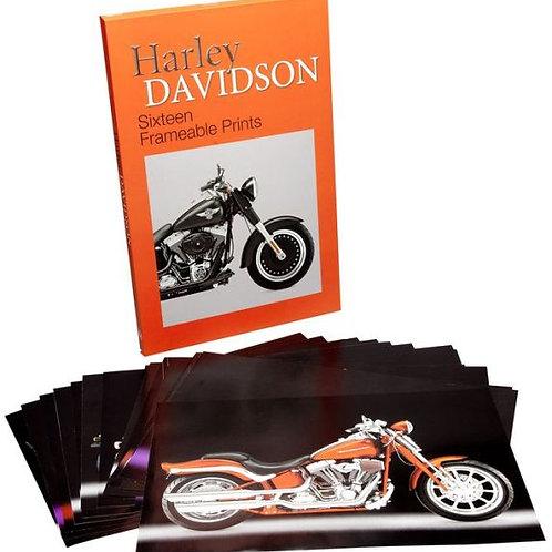 Harley Davidson Poster Box