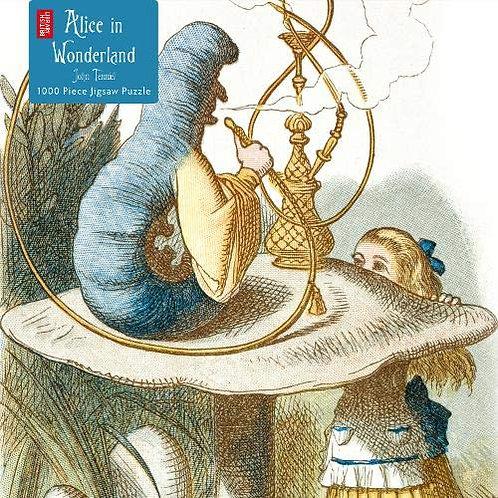 Alice in Wonderland 1000-Piece Jigsaw Puzzle