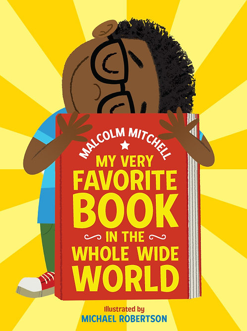 My Very Favorite Book in the Whole Wide World