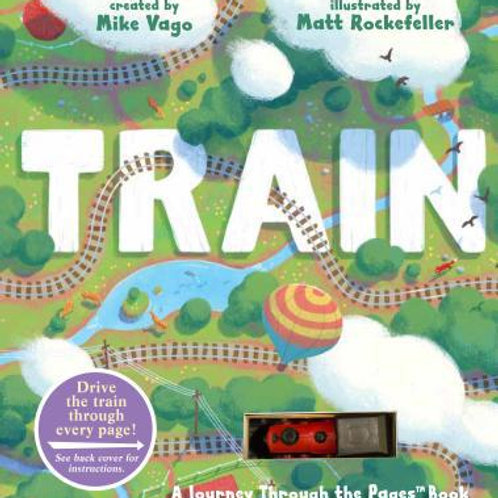 Train : A Journey Through the Pages Book