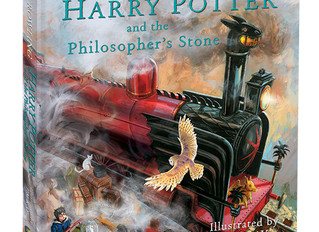 Be prepared to fall in love with your favorite Harry Potter characters all over again!