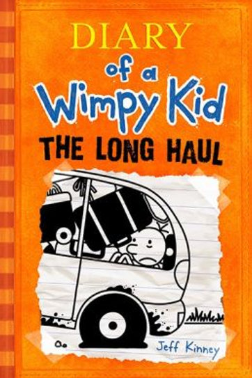 Diary of a Wimpy Kid #9 - The Long Haul
