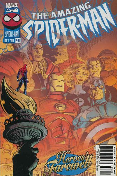 Amazing Spider-Man, Vol. 1, No. 416, Oct 1996