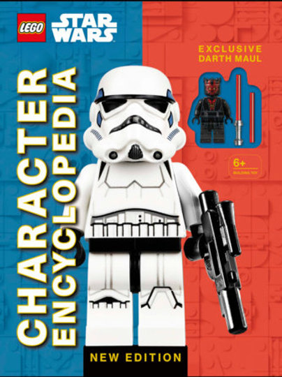 Lego Star Wars Character Encyclopedia : With Exclusive Darth Maul Minifigure