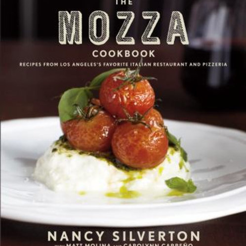 The Mozza Cookbook: Recipes from Los Angeles's