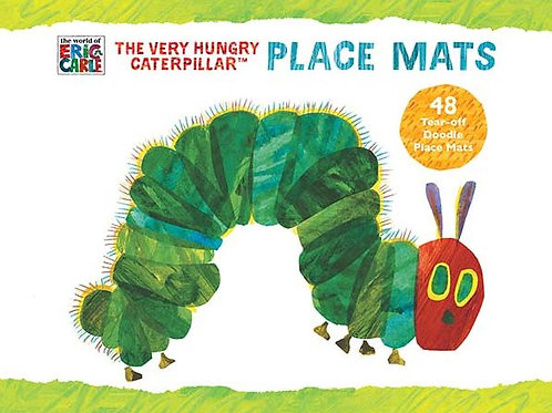 Eric Carle the Very Hungry Caterpillar Place Mats