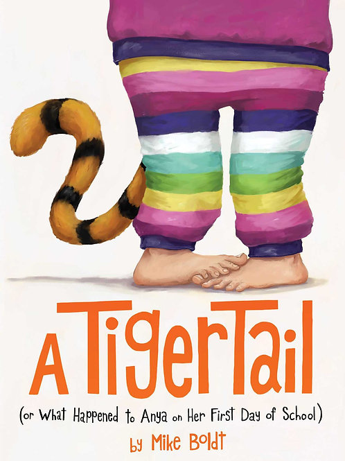 A Tiger Tail (Or What Happened to Anya)