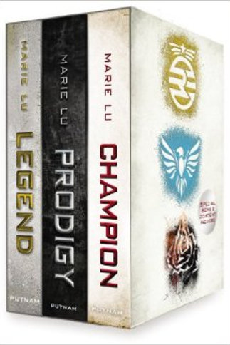 Legend Trilogy: Boxed Set