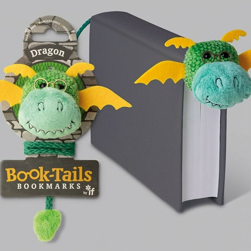 Book-Tails Bookmark - Dragon