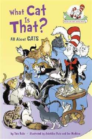 What Cat Is That?: All about Cats