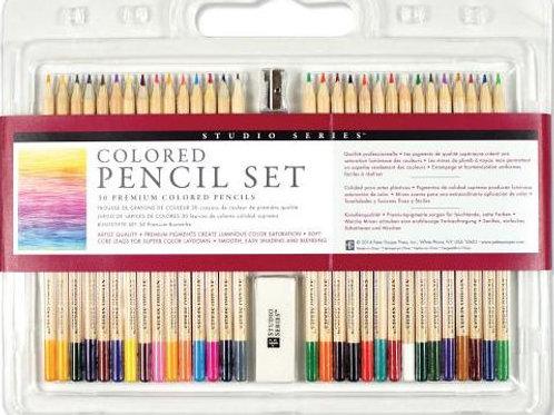 Studio Series Colored Pencil Set S/30