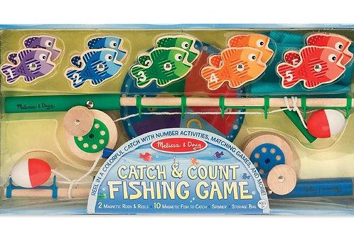 Catch & Count Fishing Game Catch & Count Fishing Game