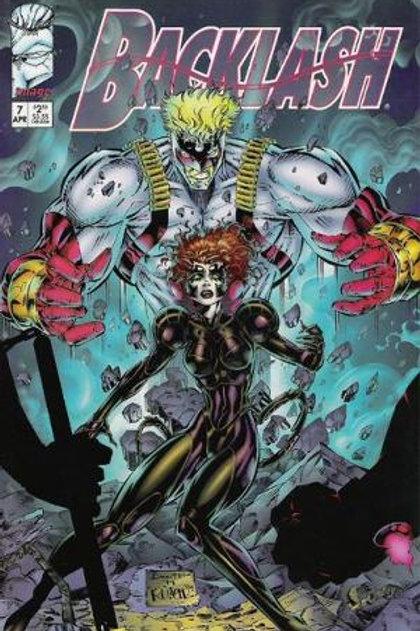 Backlash (1994) Issue #7