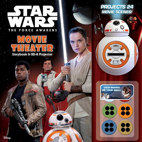 Star Wars: The Force Awakens: Movie BB8 Projector