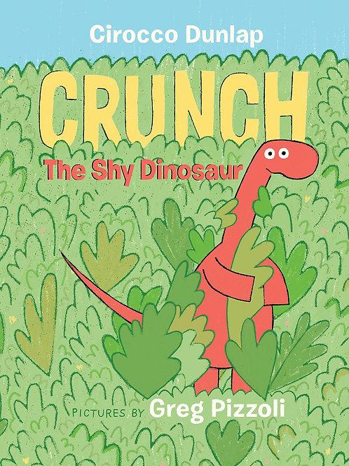 Crunch, The Shy Dinosaur