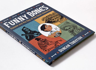 A captivating book by the Mexican-born author and illustrator Duncan Tonatiuh…