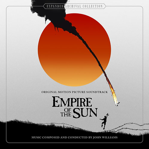 John Williams : Empire Of The Sun Soundtrack