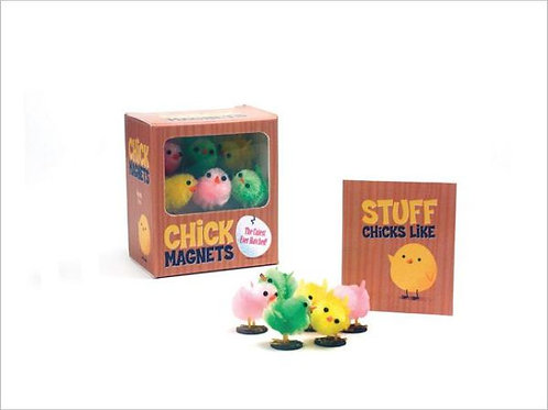 Chick Magnets the Cutest Ever Mini Kit