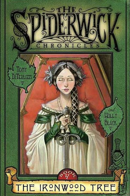 Ironwood Tree (Spiderwick Chronicles Series #4)