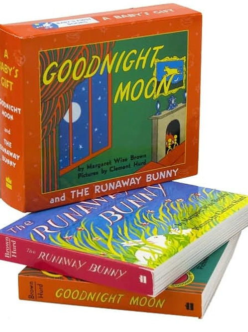 A Baby's Gift : Goodnight Moon and the Runaway Bunny