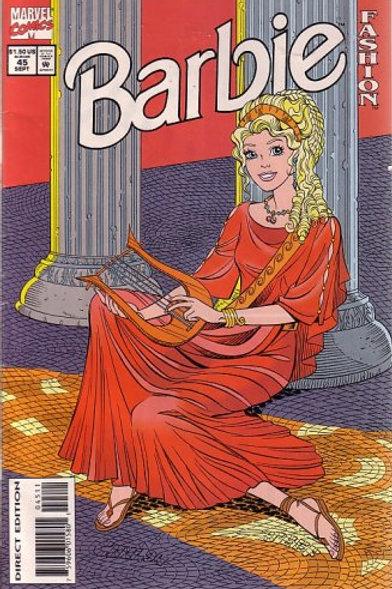 Barbie Fashion, Vol 1 #45 (Comic Book) 1994
