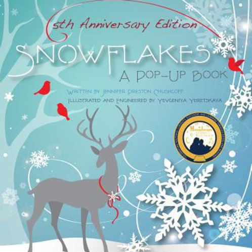 Snowflakes : 5th Anniversary Edition: Pop-Up Book
